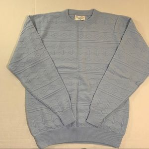 Vintage Christian Dior USA Sweater Knit M